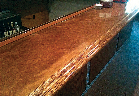 Epoxy Countertops For Bars And Taverns